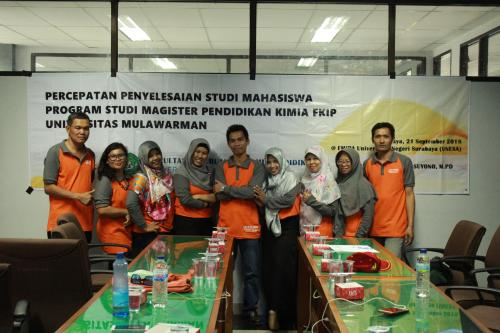 Workshop Percepatan Penyelesaian Studi Mahasiswa S2 PS-MPK