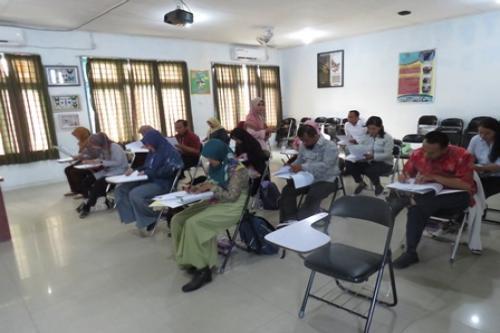 Ujian TPA Mahasiswa 2019